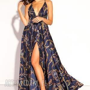 sukienki bawełniana suienka romina
