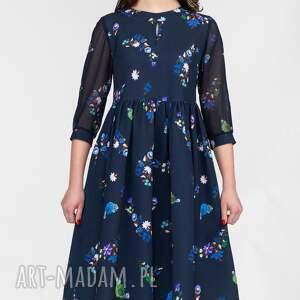 ręcznie zrobione sukienki łezka sukienka alice mini penelopa