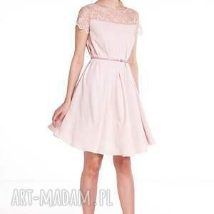 niesztampowe sukienki wesele sukienka alicja