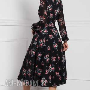 Livia Clue sukienki sukienka total midi aniela adelajda