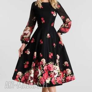 sukienki: sukienka aniela total midi izabella