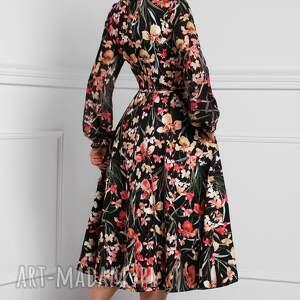 sukienki total midi sukienka aniela larisa