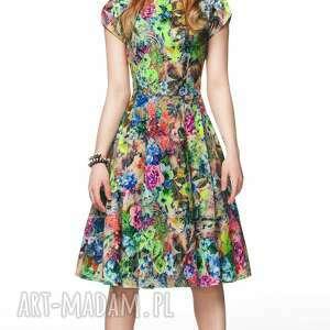 modne sukienki sukienka april midi aisza