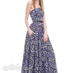 ręcznie robione sukienki wesele sukienka basima