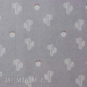 sukienki koszula sukienka bawełniana w kaktusy