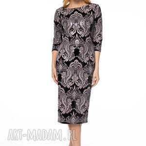 beżowe sukienki sukienka celebes