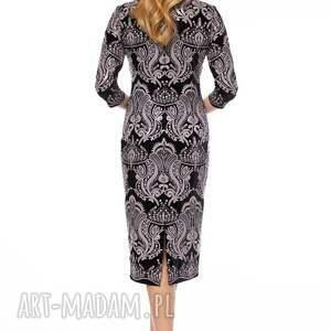 wieczorowa sukienki ekskluzywna sukienka z kolekcji premium uszyta