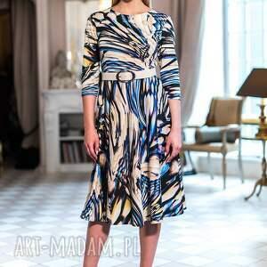 atrakcyjne sukienki midi sukienka charlotte