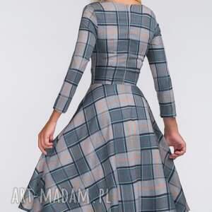 kieszenie sukienki sukienka chloe midi jenna