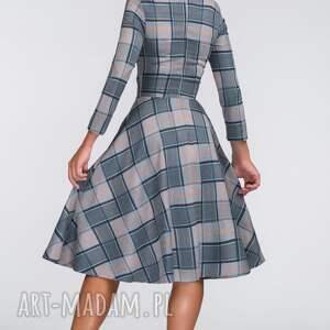 sukienki kieszenie sukienka chloe midi jenna