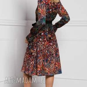 ciekawe sukienki sukienka colin midi celestia