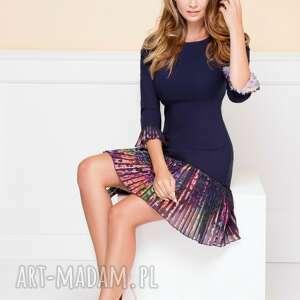 sukienki plisowana-sukienka sukienka cynthia charm