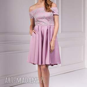 modne sukienki moda sukienka cyntia