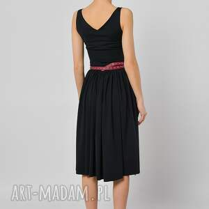 sukienki letnia sukienka czarnuszka
