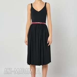 ręcznie robione sukienki sukienka czarnuszka