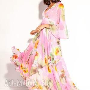 hand made sukienki romantyczna sukienka dalida