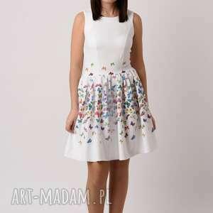 kolorowe sukienki balowa sukienka damska mariposa