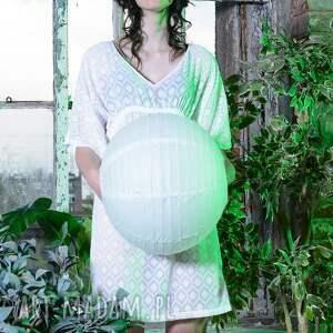 mgiełka sukienki sukienka damska | nebbia bianca