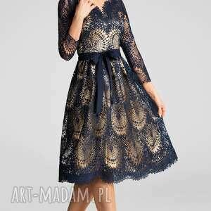 sukienki sukienka daria 3/4 midi josefina