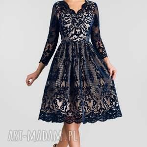 sukienki koronkowe sukienka daria midi nikoletta