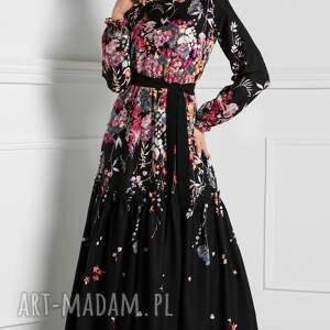 Livia Clue sukienki: kwiaty