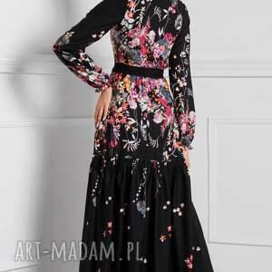 Livia Clue sukienki: sukienka delia maxi asteria - wiosna