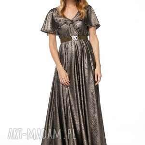 kolorowe sukienki sylwestrowa sukienka despine