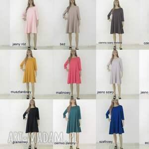 handmade sukienki rozkloszowana 7 - sukienka ecru