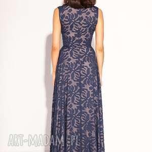szyfonowa sukienki sukienka ema