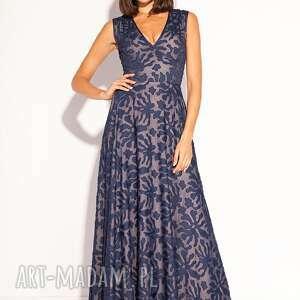 sukienki: Sukienka Ema - luźna wesele