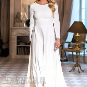 wyraziste sukienki ślubna sukienka emma