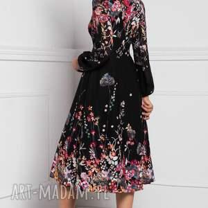 sukienki sukienka na jesień empiria total midi asteria