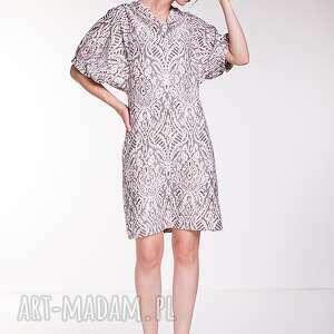 nietypowe sukienki moda sukienka fidelia