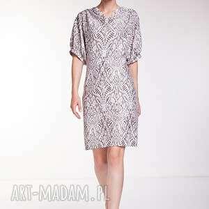 białe sukienki moda sukienka fidelia