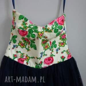 niekonwencjonalne sukienki folk sukienka design aneta larysa