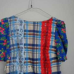 sukienki sukienka folk design aneta larysa