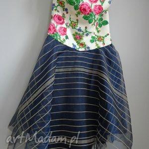 FolkDesign sukienki góralskie