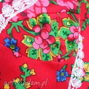 trendy sukienki folk sukienka design aneta larysa
