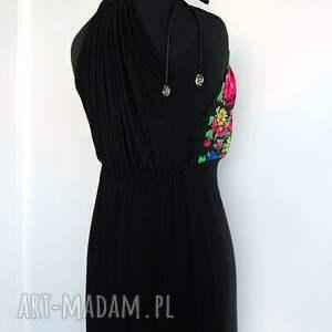 niepowtarzalne sukienki sukienka folk na zamówienie