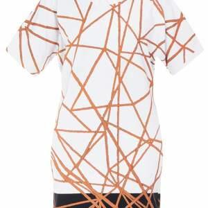 sukienki bawełniana sukienka geometryczna