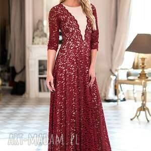 modne sukienki wesele sukienka gina