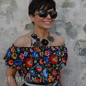 unikalne sukienki sukienka hiszpanka halina 5891
