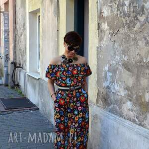 sukienka hiszpanka sukienki halina 5891