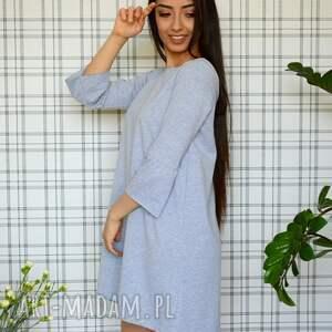 eko sukienki sukienka hippi s/m/l/xl szary