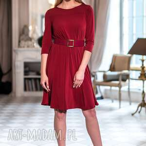 ręcznie wykonane sukienki dzianinowa sukienka holly