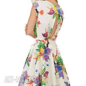 sukienki midi sukienka ines justine