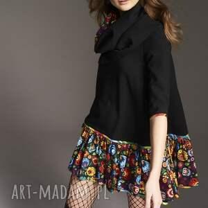 sukienka-w-kwiaty sukienki sukienka irena 5963