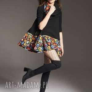 sukienki sukienka-w-kwiaty sukienka irena 5963
