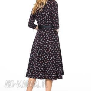 trendy sukienka midi ivanka