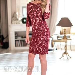 sukienki: Sukienka Janette koronkowa